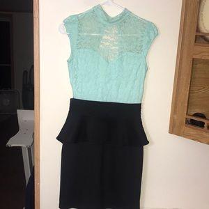 Charlotte Russe Gorgeous Dress -Sz M